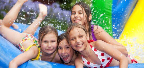 Schwimmbad Emsdetten Kinderbadeparty