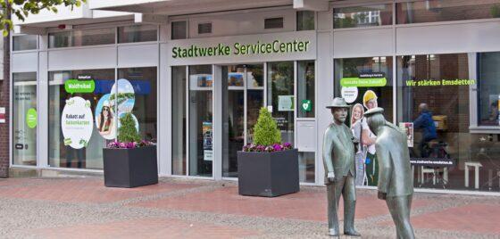ServiceCenter SWE