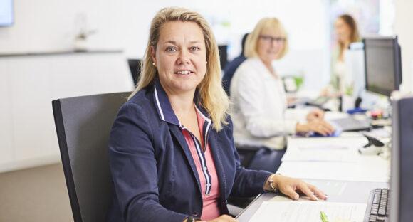 ServiceCenter Ansprechpartner TKRZ Melanie Düsing