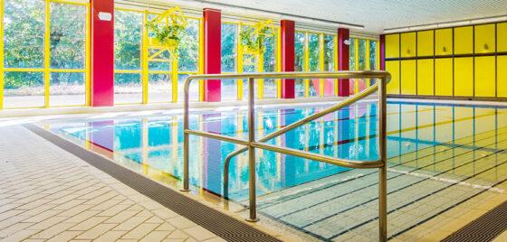 Hallenbad der Stadtwerke Emsdetten - Nichtschwimmerbecken
