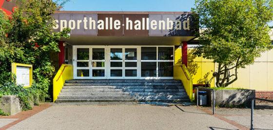Hallenbad der Stadtwerke Emsdetten