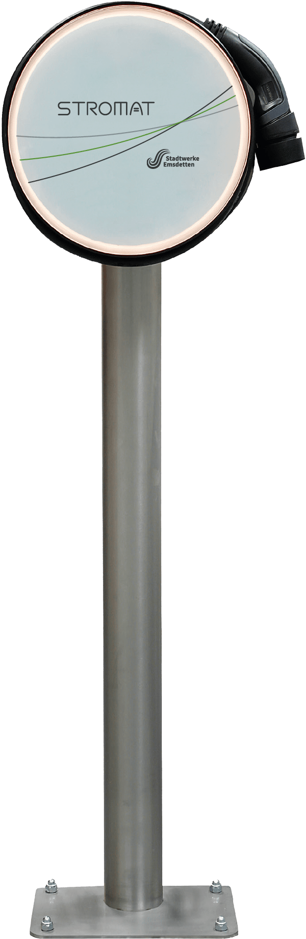 Stromat_Standfuß